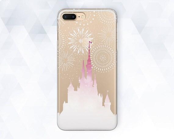 coque iphone 8 disney chateau
