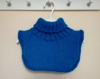 Scaldacollo bambino lavorato a maglia