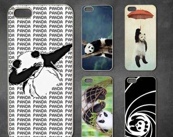 16 kinds Panda iphone 7 case, iphone 7 plus case, iphone 6/6s , iphone 6s  case, iphone 6 plus case, iphone 5/5s case, 5c case, 4/4s case