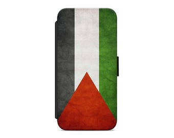 Hard case Iphone 4/5/6/7/8/X Galaxy S5/S6/S7/S8 Note Palestine flag