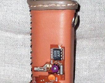case e cigarette leather istick 40 watt