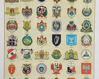 Flags, Arms, Seals and Signals Galore!