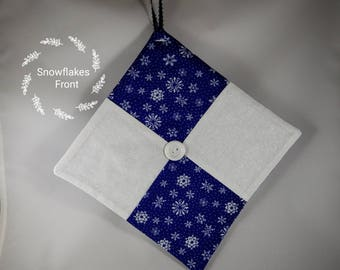 Free Ship! Select Your Style - Perfect Christmas Gift! Handmade Decorative Quilted Pot Holders