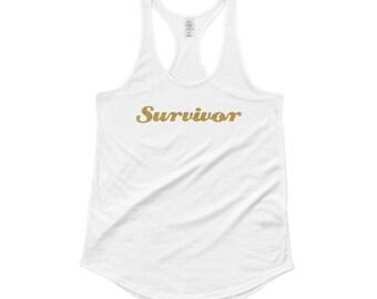 Survivor Ladies' Shirttail Tank