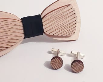 Quirky, wooden bow