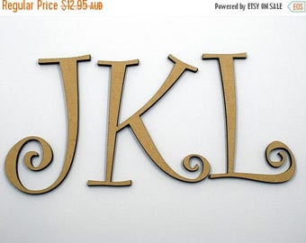 20% OFF 30cm MDF Wood Wooden Letters 3mm Thick CUR