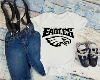 Philadelphia Eagles Baby Etsy