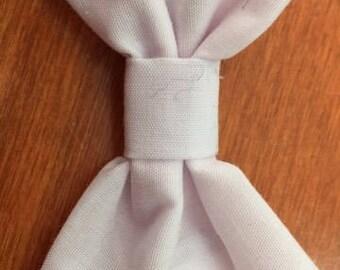 Earrings model white