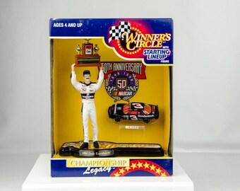 Starting Lineup Winners Circle 1994 Dale Earnhardt Championship Legacy Figure