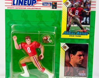 1993 Starting Lineup Steve Young San Francisco 49ers Action Figure