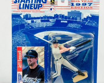 Starting Lineup 1997 MLB Jeff Bagwell Action Figure Houston Astros