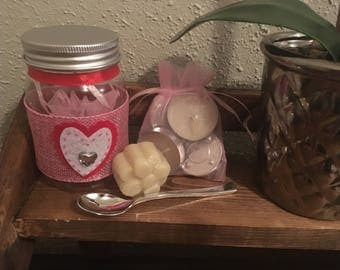Valentine's Massage Candles/ Massage Candles