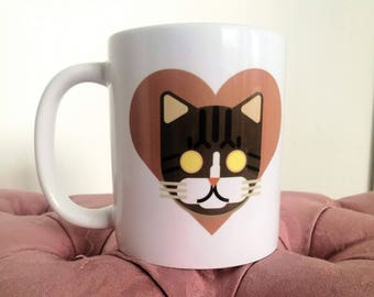 Le Catto 'I Love Tabby' (Limited Quantity)