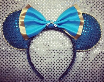 Brave Merida inspired mickey ears!