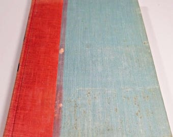Vintage The Story of America In Pictures Collins Hardcover 1953