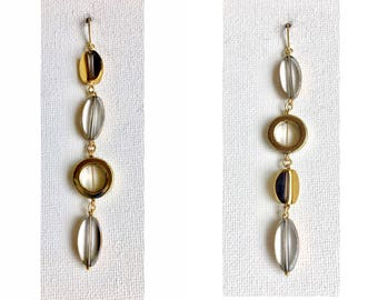 Tamara glass earrings