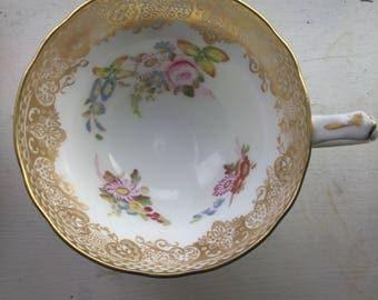 Hammersley Floral Teacup