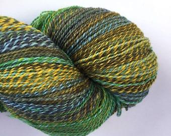 I-95 - Original Fingering - BFL Hand-Dyed Yarn