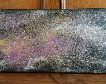 Galaxy landscape