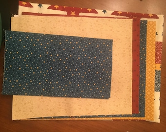 Fourth of July Fourth Small Quilt Set
