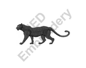 Panther - Machine Embroidery Design