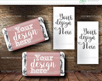 Candy bar wrapper etsy for Chocolate bar label template