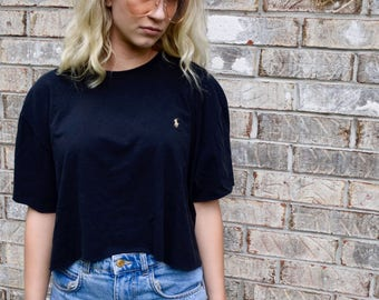 Vintage Ralph Lauren Crop Top