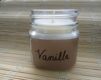 Soy Candle Vanilla
