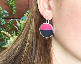 Mark Rothko, Modern Art, Abstract Art, Abstract, Rothko, Art, Wearable Art, Rothko Earrings, Dangle Earrings, Drop Earrings, Contemporary