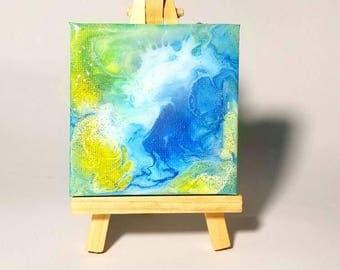 """Mini Canvas 3"""" × 3"""""""