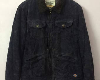 SALE ! Vintage 90s DICKIES jacket size M