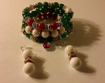 Merry Bracelet Christmas