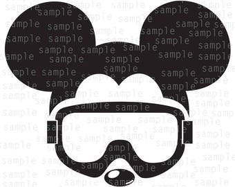 Inspired Mickey glasses, mickey svg, disney svg, SVG, JPG, PNG, download files, svg files, Mickey Mouse svg, Disney svg