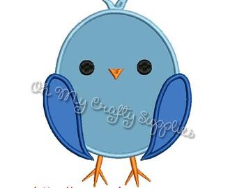 Bird Applique Design