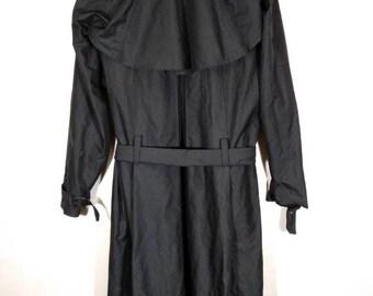 Issey miyake trench coat
