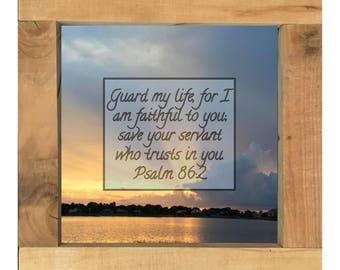 Psalm 86:2 Wall Art