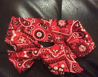 Headwrap one size fits all newborn to adult