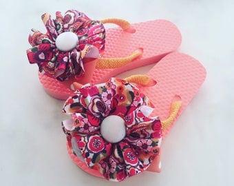 Little girl sandals size 8/9
