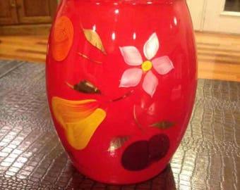 Vintage Bartlett Collins Cookie Jar without Lid