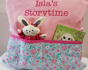 Personalised Storytime Cushion