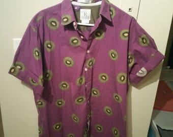 Awesome Kiwi Men's Dress Shirt