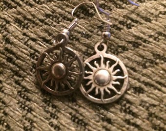 Mystic Sun Earrings