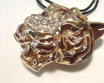 Royal Tiger Necklace