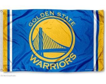 Golden State Warriors Flag (3' x 5')