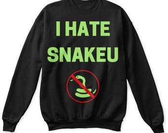 I Hate Snakeu Sweater - BTS, J-Hope, Kpop