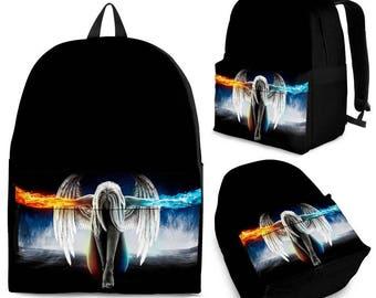 """Backpack """"Fallen Angel"""" in 3 sizes"""