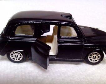 Corg London Taxi Cab.