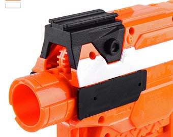 Worker MOD Tactical Rail Adaptor Front Top and Sides For Nerf STRYFE Modify Blaster Toy