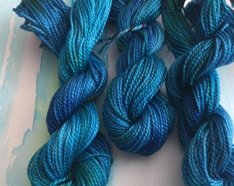 Hand Dyed Embroidery Thread