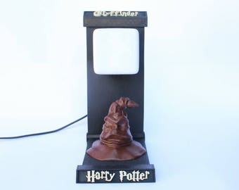 Lámpara Led Harry Potter GRIFFINDOR Led Lamp
